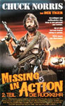 MISSING IN ACTION 2: